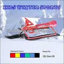 2014 New Type Kids Ski Scooter Snow Sled