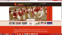Websites for food & beverage products