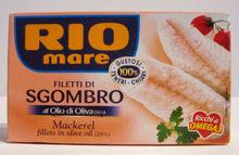 Rio Mare mackerel in oil
