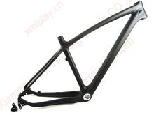 135mm QR/142*12mm thru axle 650B/27.5er bicycle carbon 650B mtb frame, all XC 650b hardtail frame IP-136