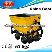 China coal mining rail car with factory price