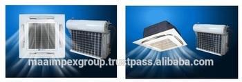 Cassette Type Hybrid Solar AC