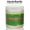 Melhor coco manteiga corporal para a pele alisamento e hidratação