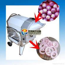 FC-312 Electric Automatic Onion Cutting Machine, Onion Ring Slicing Machine, Onion Dicing Machine (#304 SUS)...Nice!!!
