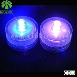 LED Tea Light Underwater Lighting Vase Decoration