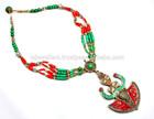Nepali Jewelry,Tibet Necklace,Statement Necklace