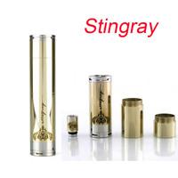 China original wholesale nemesis mod kick 26650 stingray mod stainless steel 1:1 clone with atomic rda clone VS trident V2 mod