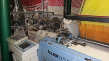 Sulzer TPS and G6300 Rapier Terry Towel Looms