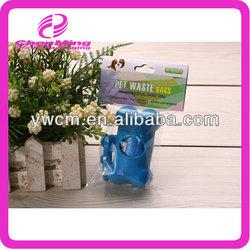 Yiwu custom dog plastic bag new dog products