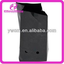 China Yiwu black pe nursery plastic bag for plants