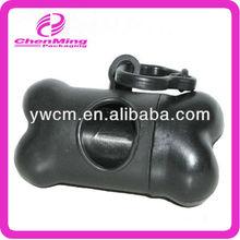 Yiwu black dog poop bags dispenser