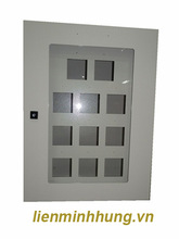 electrical control cabinet metal enclosure