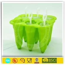 Plastis Silicone Ice Cube Tray for Water Bottles Sports Novelty Mold