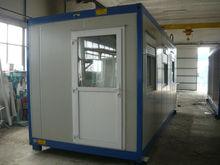 modular container 6,16 x 2,44 x 2,67 m (Lxbxh)