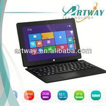 10.1inch 32gb windows 8 tablets 3g gps 9.7mm Thickness 2G 32G WIFI HDMI IPS 5MP camera Intel windows Tablet PC