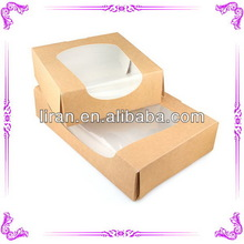 Popular discount birthday present paper packing box