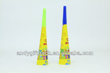 Birthday Party Theme Paper Horn/Noise Maker for Kids from Yiwu