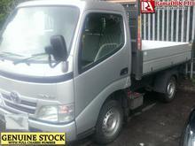 Stock#35624 TOYOTA DYNA DUMP USED TRUCK FOR SALE [RHD][JAPAN]