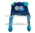 bebé de dibujos animados sombrero tapa de los animales de dibujos animados para hacer punto de comercio exterior sombrero de los niños