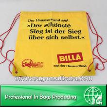 210D Nylon Drawstring Bag Sport Gym Bag