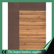 Fashion roll printed Stain Resistant Bamboo Mat