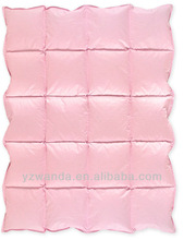 pink king size feather and down comforter sets