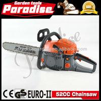 Cheap Powerful Long Handle Green Cut Chain saw