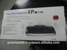 PC 2708 PS2 MULTIMEDIA INTERNET KEYBOARD PS2