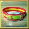 country flag silicone led light elastic band