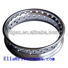 Custom Sheet Metal Stamping Parts (Toy Car Wheel) (Q-S-T-W)