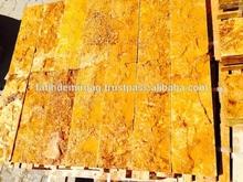 Golden Travertine - Split Face / 10 x FL (free length)