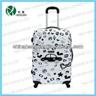 ABS PC classic trolley luggage bag,travel luggage cases