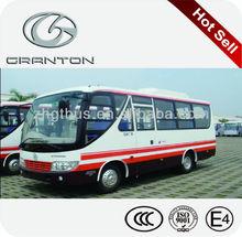City running mini public bus for sale GTZ6669B