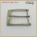 buc9167 schöne reinem silber metall gürtelclip schnalle
