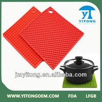 modern kitchen mat,orange kitchen mat,fry silicone baking mat