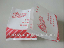 greaseproof fried chicken paper bag