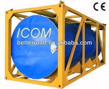 emusion storage asphalt Tank container