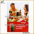 2014 fabricante chino carteles educativos/personalizado del cartel