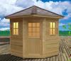 outdoor sauna room with CE ETL