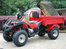 150cc Farm atv with turn hopper