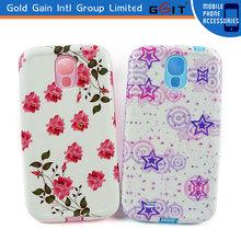 For samsung s4 i9500 tpu case bling in 2014 spring
