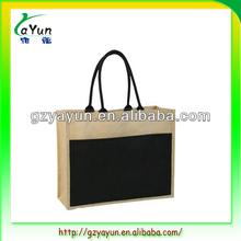 jute bags in shopping bag ,importer of jute bag