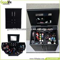 fashional ladies Wood opi nail polish storage box