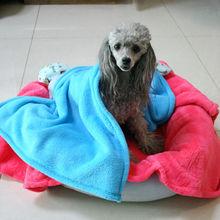 dog bed blanket pet blanket pet mat Large breed dog cage pad
