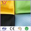 mesh football jersey fabric for sportswear,football T-shirt