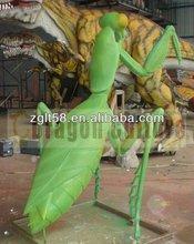2014 Theme Park Decoration Animatronic Insect