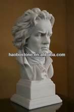 Famous German Beethoven Bust Sculpture