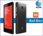 High quality 4.7 Inch XIAOMI Red Rice/Hongmi smartphone Quad Core MTK6589T 1.5GHz WCDMA 3G GPS Dual Camera Handphone