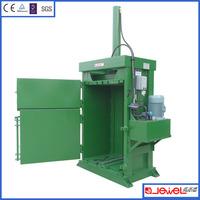 practical hydraulic Waste paper bailing press machine