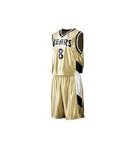 latest design of basketball uniform